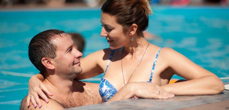 scambio di coppie in vacanza